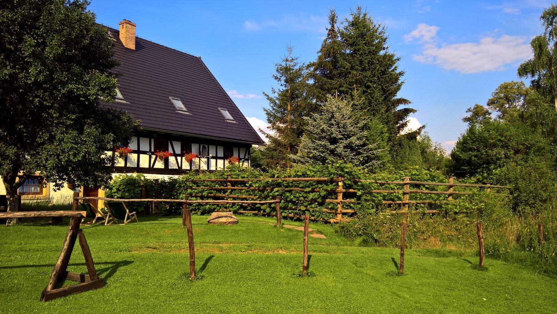 Ciche i spokojne miejsce na wakacje w Polsce z dala od ludzi